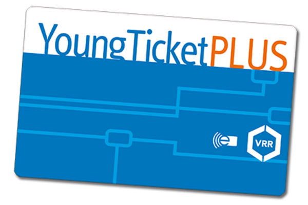 Abbildung des Young Ticket Plus
